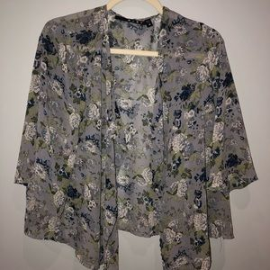 Bundle Two Floral Tops